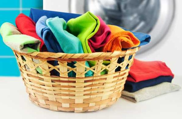 Подготовка одежды и белья к стирке