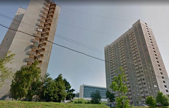 Прачечная «Порошкоff» по адресу Проспект Вернадского дом 88