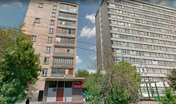 Прачечная «Порошкоff» по адресу ВДНХ, улица Космонавтов дом 9